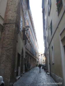 Altstadtgassen Roms