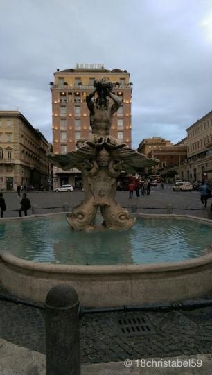 Fontana di Tritone
