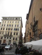Straßen Roms