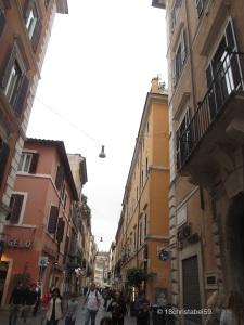 Shoppingviertel um den Corso