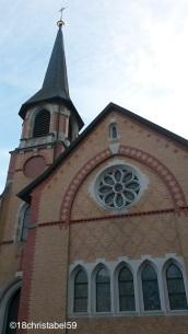 evangelische Kirche in Triberg