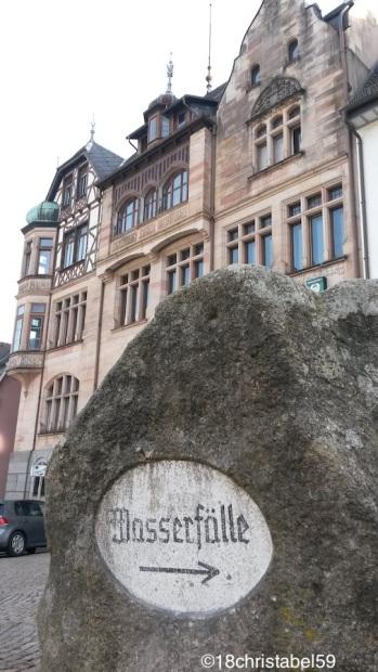 Triberg Zentrum