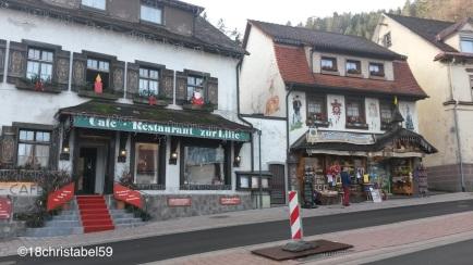 Läden in Triberg