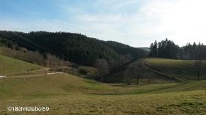 Am Ende der Welt im Schwarzwald