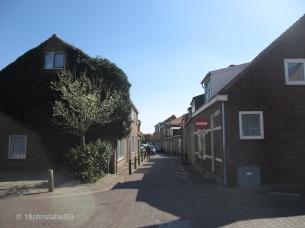 Gasse in Domburg