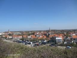 Domburg von oben