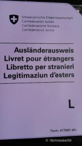 Ausländerausweis