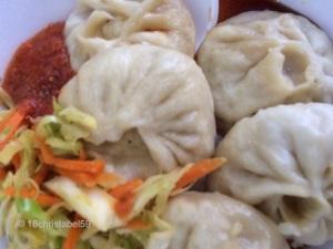 Tibetische Küche - Vegetarische Momos