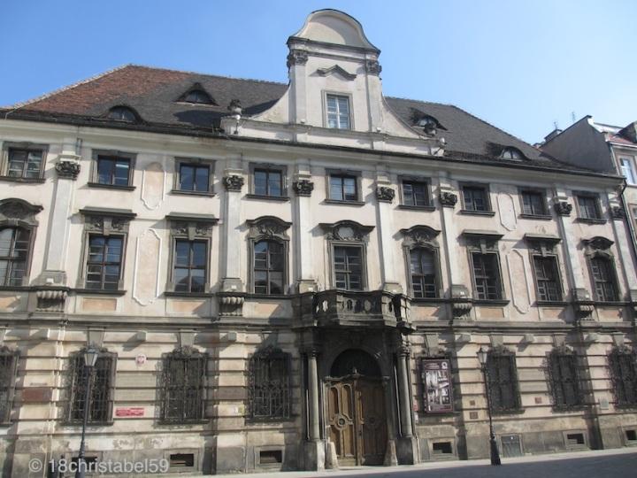 Archäologische Institut der Uni Breslau