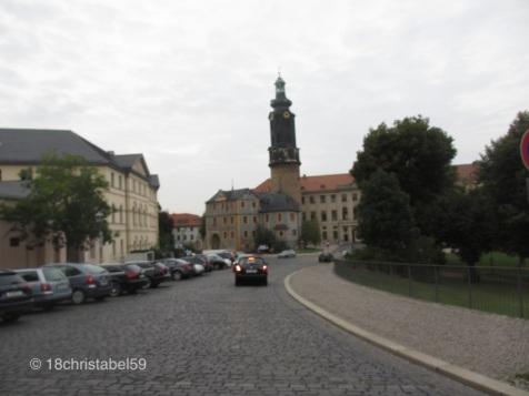 Schloss, Weimar