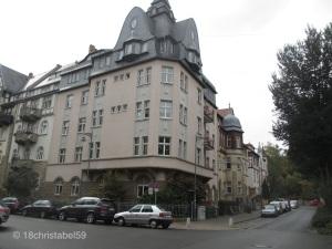 Damenviertel, Jena