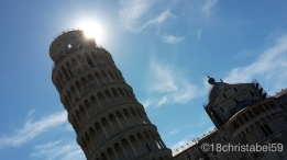 Könnte in Pisa gewesen sein...