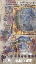 Bibliothek im Dom von Siena