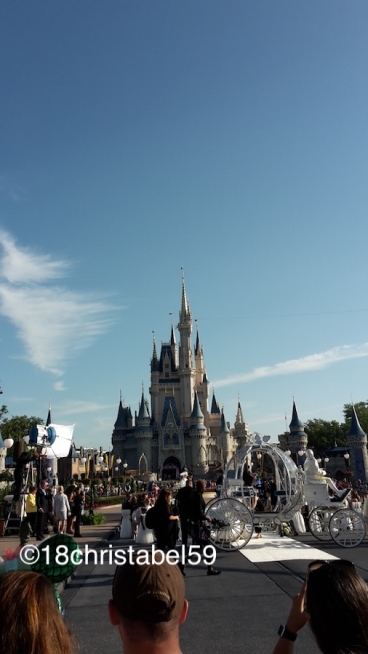 Disney's Magic Kingdom, mit Kutsche