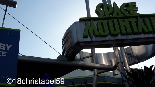 Disney's Magic Kingdom, Space Mountain