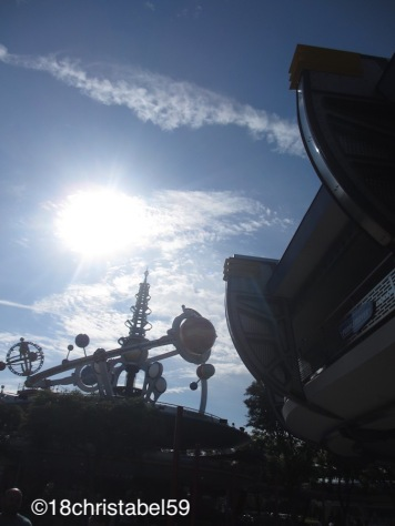Disney's Magic Kingdom, Tomorrowland