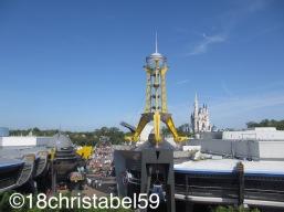 Disney's Magic Kingdom, Tomorrowland