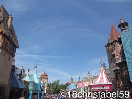 Disney's Magic Kingdom, Fantasyland