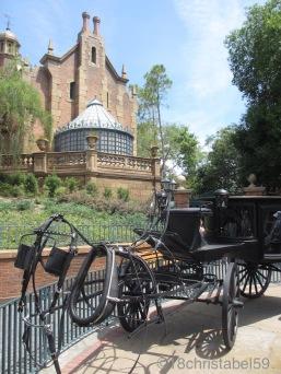 Disney's Magic Kingdom, Haunted House
