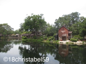 Disney's Magic Kingdom, Huckleberry Finn Island
