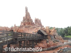 Disney's Magic Kingdom, Thunder Mountain