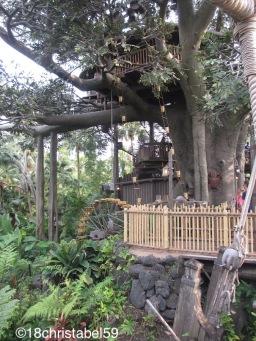 Disney's Magic Kingdom, Robinsons Baumhaus
