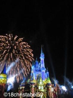 Happily Ever After Feuerwerk