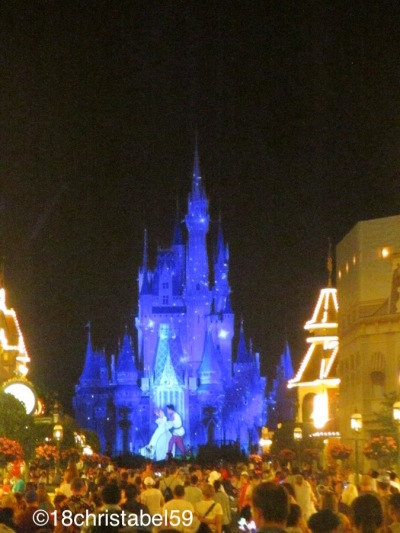 Magic Kingdom, Once Upon A Time Show