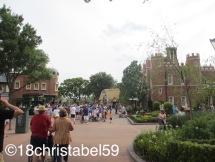 Disney's Epcot, England