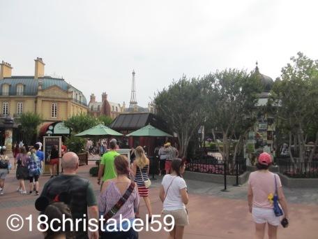 Disney's Epcot, Frankreich