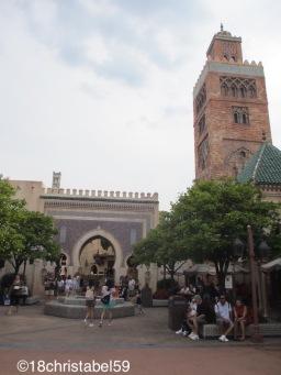 Disney's Epcot, Marokko