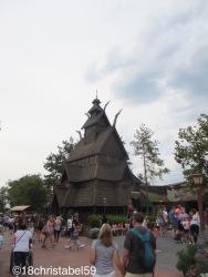 Disney's Epcot, Norwegen