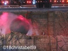 Indiana Jones Stunt Show