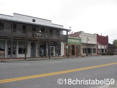 Crystal River: Main Street