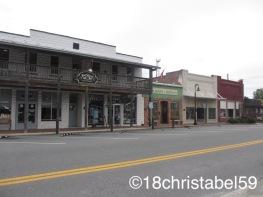 Crystal River: Main Street
