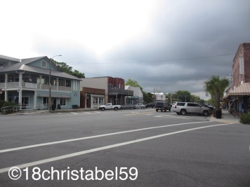 Apalachicola Downtown