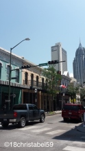 Dauphin Street, Downtown Mobile