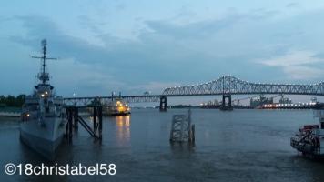 Pier Riverfront, Baton Rouge