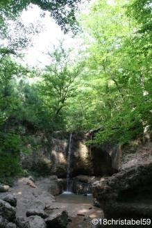Clara Creek Falls