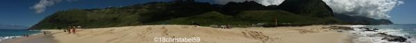 Kawa'a'Ele'Ele Point, Keawaula Beach