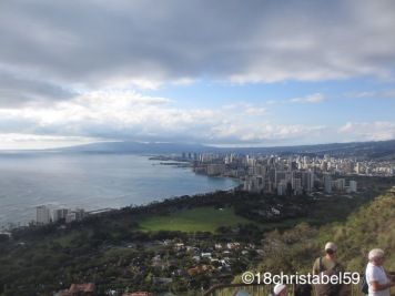 Südwesten - Waikiki und Honolulu