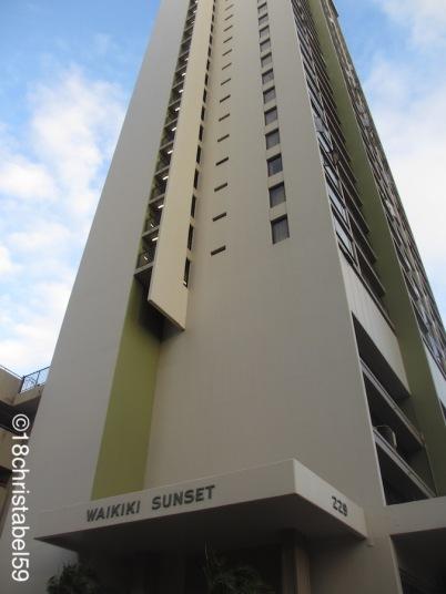 Unsere Apartmenthaus