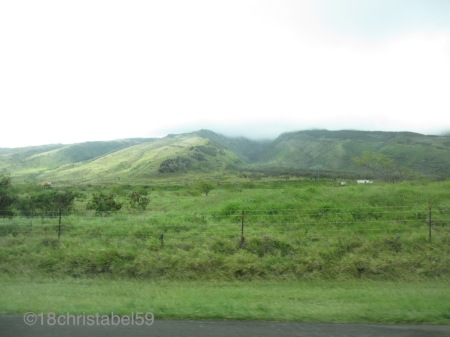 Weg nach Lahaina