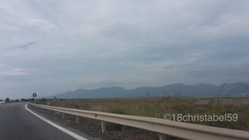 Von Cagliari gen Westen